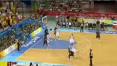 科比北京奥运会至关重要一球,让人感到篮球精
