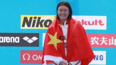 辛鑫创中国游泳历史!2小时后疯狂逆转,真不是