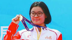 骄傲!22岁中国姑娘实现零的突破,1秒夺得历史