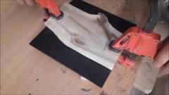 奇闻趣事:师傅脑洞大开,用木板制作出这成品