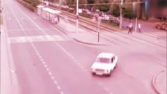 灵异事件:恐怖的交通事故,被撞飞的小男孩应