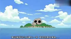 海贼王:论搞笑我就服巴基大神,挖宝藏挖到海
