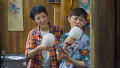 何炅曾为她节目中黑脸,如今来蘑菇屋做客,镜