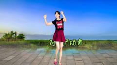 火爆7月的健身广场舞《阳光路上花正开》好听好
