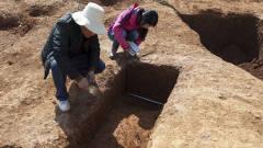 考古出土7具女尸, 全是秦始皇之女, 专家:胡亥极