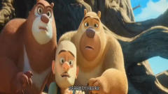 从搞笑到正能量启蒙,亲子动画片《熊出没·原始