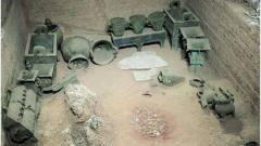 中国第一位女将军,墓中发现一种陪葬品,考古