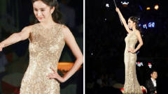 33岁杨幂真的生过娃?看完她跳钢管舞深蹲的瞬间