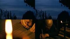 中国历史文化:竹简、油灯、一支笔,这就是生