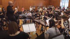 国际青年音乐节澳门开幕  13支乐团齐奏《友谊地