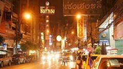 泰国曼谷唐人街,拥有两百年历史的中国城,数