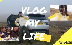 「weekly vlog」结婚前最后的疯狂,把自己放逐在荒