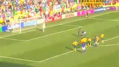 黄健翔06年世界杯疯狂解说,却是让他辞职的4分