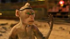 疯狂外星人:黄渤把外星人气的眼睛都绿了,太