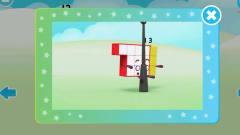 数字积木 搞笑动画:13撞到柱子了,都怪没看路