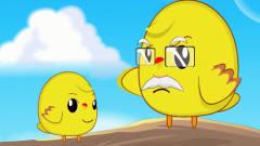 搞笑小动画:儿子考试成绩出来了,比班长还高