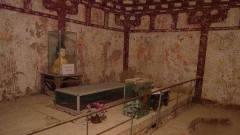 南京惊现神秘古墓,墓内空无一物,墓室刻8个字