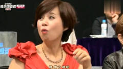 韩国综艺:中厨现场用刀擀面皮,韩国人看了哇