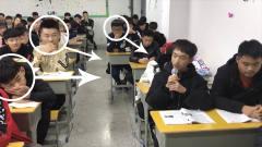 同学上课睡觉被点名唱歌,以为是去搞笑的,同