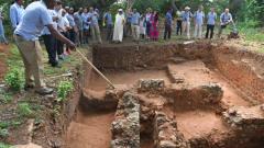 非洲发现中国古墓,考古学家检测后,看到墓中