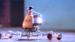 《最佳拍档2》之机器人大战一:全程搞笑看过瘾