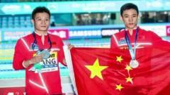 2019世界游泳锦标赛:男单十米台杨健夺金 中国跳