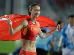 中国女飞人闪耀世界!轻松一跳刷新亚洲历史,
