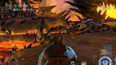 夺命侏罗纪:恐龙狩猎游戏,泰坦角龙和搞笑巨