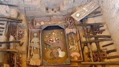 考古队挖掘辽国大墓,墓主全身被黄金包裹,考