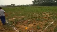 古墓出现比墓坑还大的洞 考古专家怀疑是盗洞