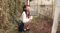 日本美少女金子理江写真花絮