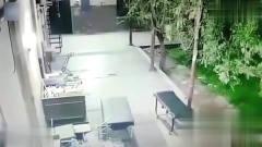 """灵异事件:医院监控拍摄""""鬼推车"""",看完让人"""