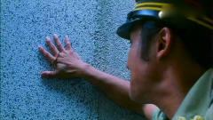 小伙飞檐走壁躲追兵,不料一个小虫子暴露了他