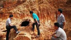 山西一座3000年古墓,挖开数天后,考古队惊慌退