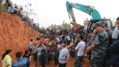 村民上山取土发现项羽军师墓,考古队挖开地宫