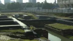 四川成都:考古新发现见证2300年城市繁华