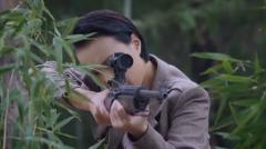日本特务设下圈套,等待猎物上钩,殊不知已经