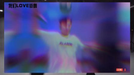 【动感街舞】可爱街舞美女 1MILLION X TikTok 广告