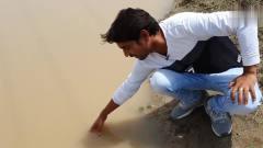 奇闻趣事:印度小伙将30公斤液氮倒入池塘,能将