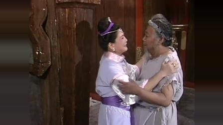《封神榜》姬昌被迫吃下儿子的肉之后, 回家吐出了一只小白兔!