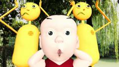 机器人小孩搞笑视频,搞笑表情包