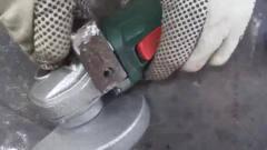 牛人发明:小伙发明一把工具,分分钟能从铁板