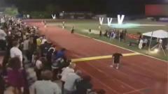 奥尼尔霍华德挑战短跑运动员,鲨鱼竟还赢了一