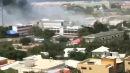 索马里 摩加迪沙市政府遭袭 至少6人死亡