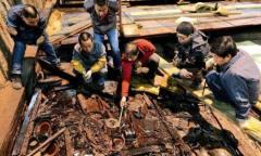 非洲发现中国墓葬,考古专家检测后,揭开600年