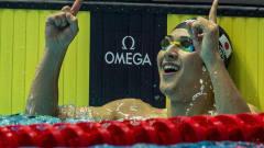 日本游泳见金!濑户大也200混打破美国18年垄断