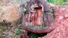 山林平民墓多次被盗,考古队被迫修挖,仅发现