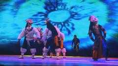 看非遗文化展演看舞蹈《池哥昼》,探寻白马人