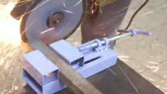 牛人发明:小伙发明了一台工具,试了一下比台