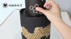 牛人做了一个暗黑蛋糕,没想到一个还要1000元!